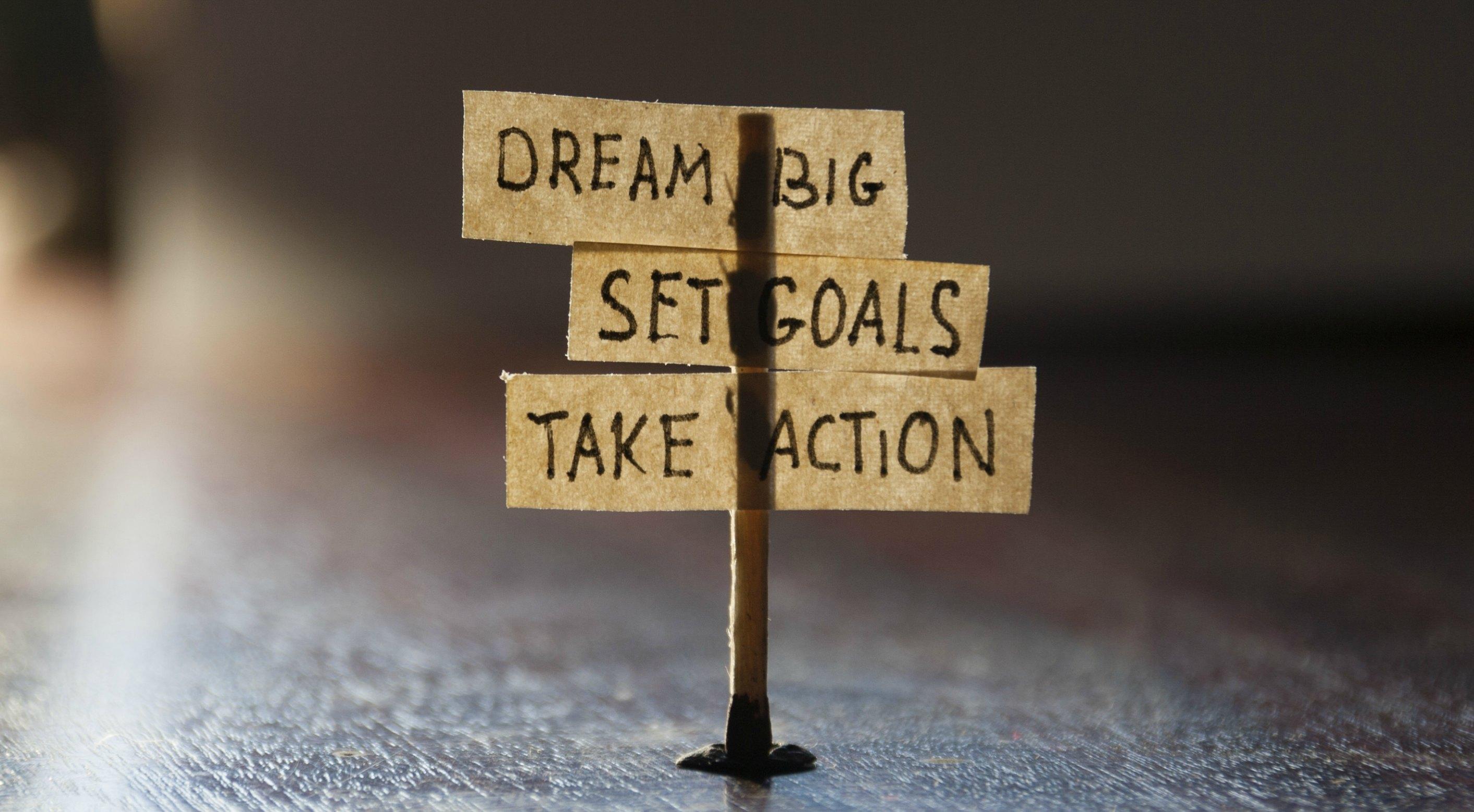 how to set business goals pdf