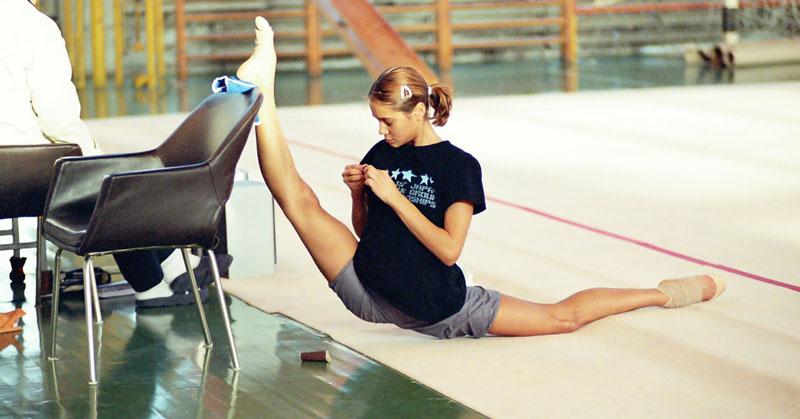 gymnastics flexibility