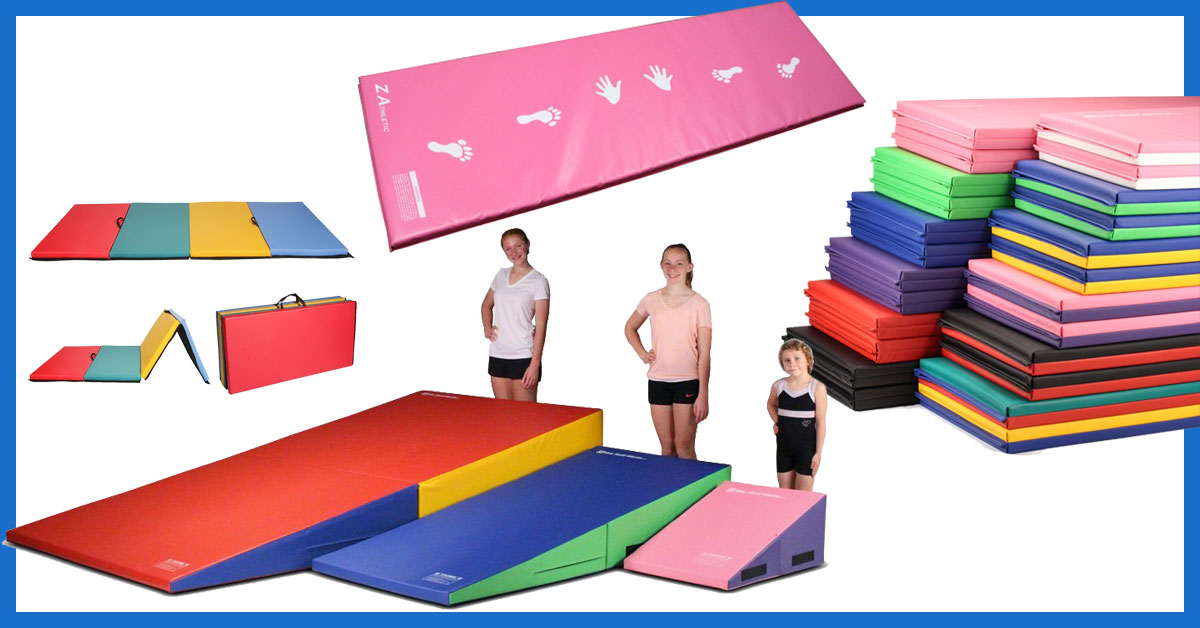 Best Gymnastics Mats For Home Use Allgymnasts Com