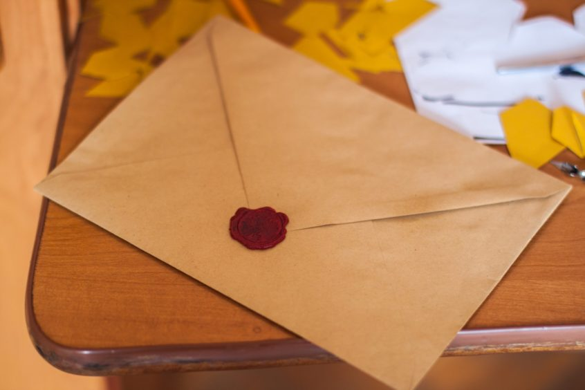 letter to my gymnast