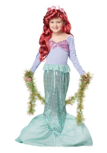 gymnastics-halloween-ideas-girls-mermaid-costume