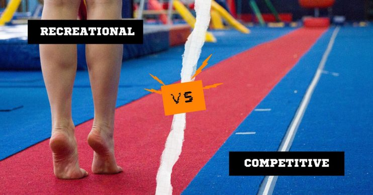recreational-vs-competitive-gymnastics