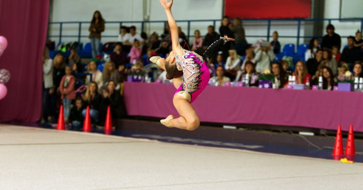 gymnastics-floor-event-competition