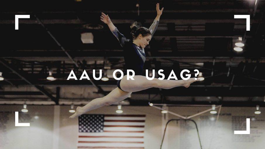 what is aau gymnastics
